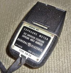 Classic Antique Light Meter for Phtotography Genereal Electric Sarnia Sarnia Area image 2