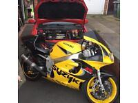 Suzuki gsxr srad 1999