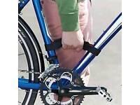 Bike carrier removable bike handle Mottez Universal Bike Carry Transport Handle