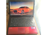 Sony Vaio VPC-CW1S1E with SSD new 64Gb hard drive.