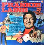 LP Frankie Laine: The Very Best Of Frankie Laine Warwick CBS