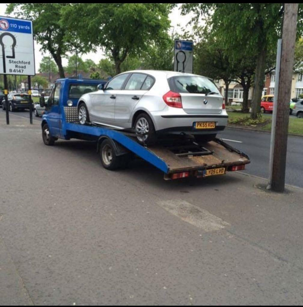 Nationwide Vehicle recover breakdown delivery collection service ...