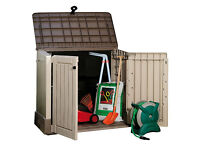 New Keter Store It Out Midi Plastic Outdoor Garden Storage Shed **Delivery available**