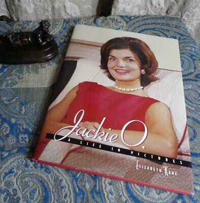 Jackie O : A Life in Pictures by Elizabeth Kane (2004, Hardcover)
