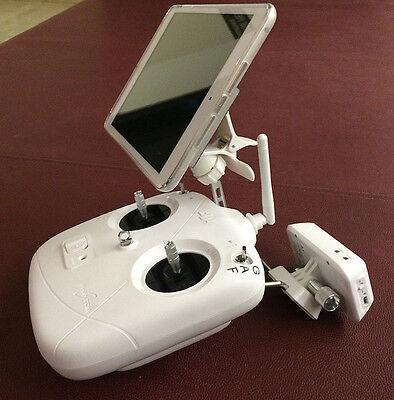 iPad Mini 1 2 3 4 Tablet Mount Holder DJI Phantom 3 Standard Vision 2 +