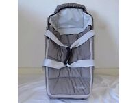 Graco Baby Sleeping Basket / Travel Cot / Bed