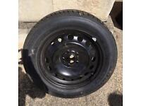 "1 brand new 16"" genuine ford transit wheel"