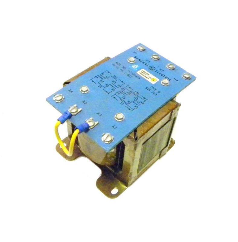 GENERAL ELECTRIC  INDUSTRIAL CONTROL TRANSFORMER 0.300 KVA