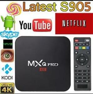 ANDROID IPTV TV MEDIA BOX WITH PROFESSIONAL SUPPORT