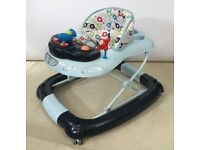 Adjustable height, Collapsible Baby Walker
