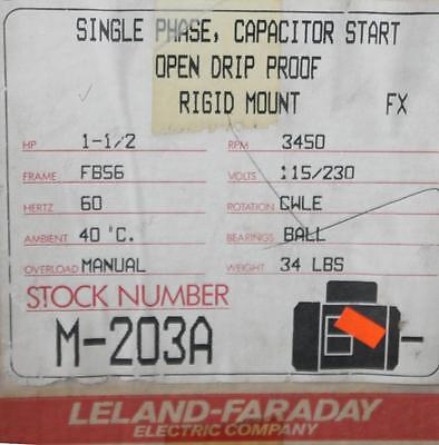leland faraday motor wiring diagram schematics online Leland Faraday Electric Company