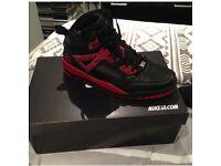 Michael Jordan's customs