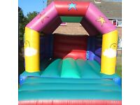 Bouncy Castle 12 x 12 + Blower + 2 Safety Mats