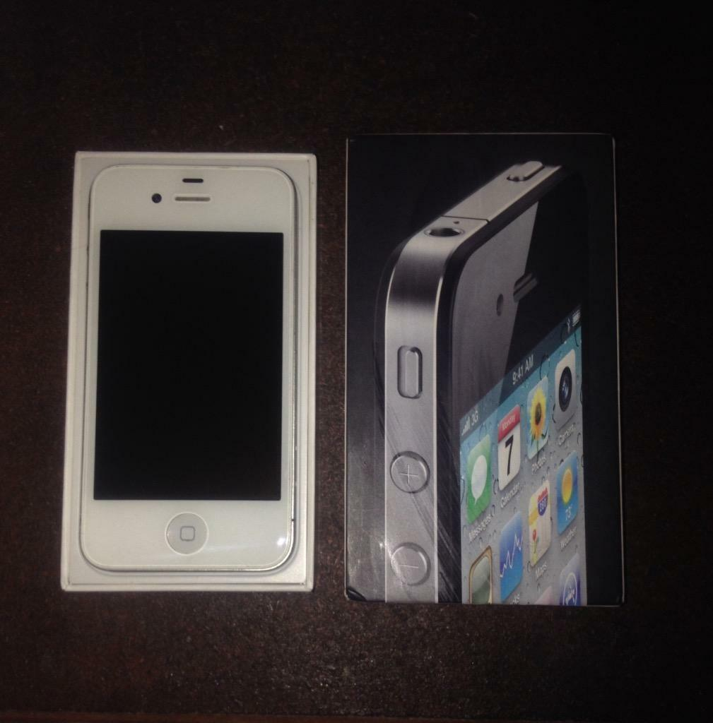iphone 4 for sale cheap white iphone 4 for in blairgowrie perth and 17332