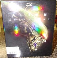 Alien Anthology BluRay