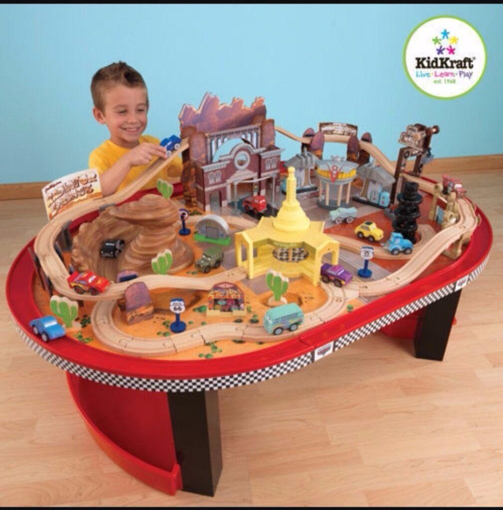 Kidkraft Disney Cars Play Table