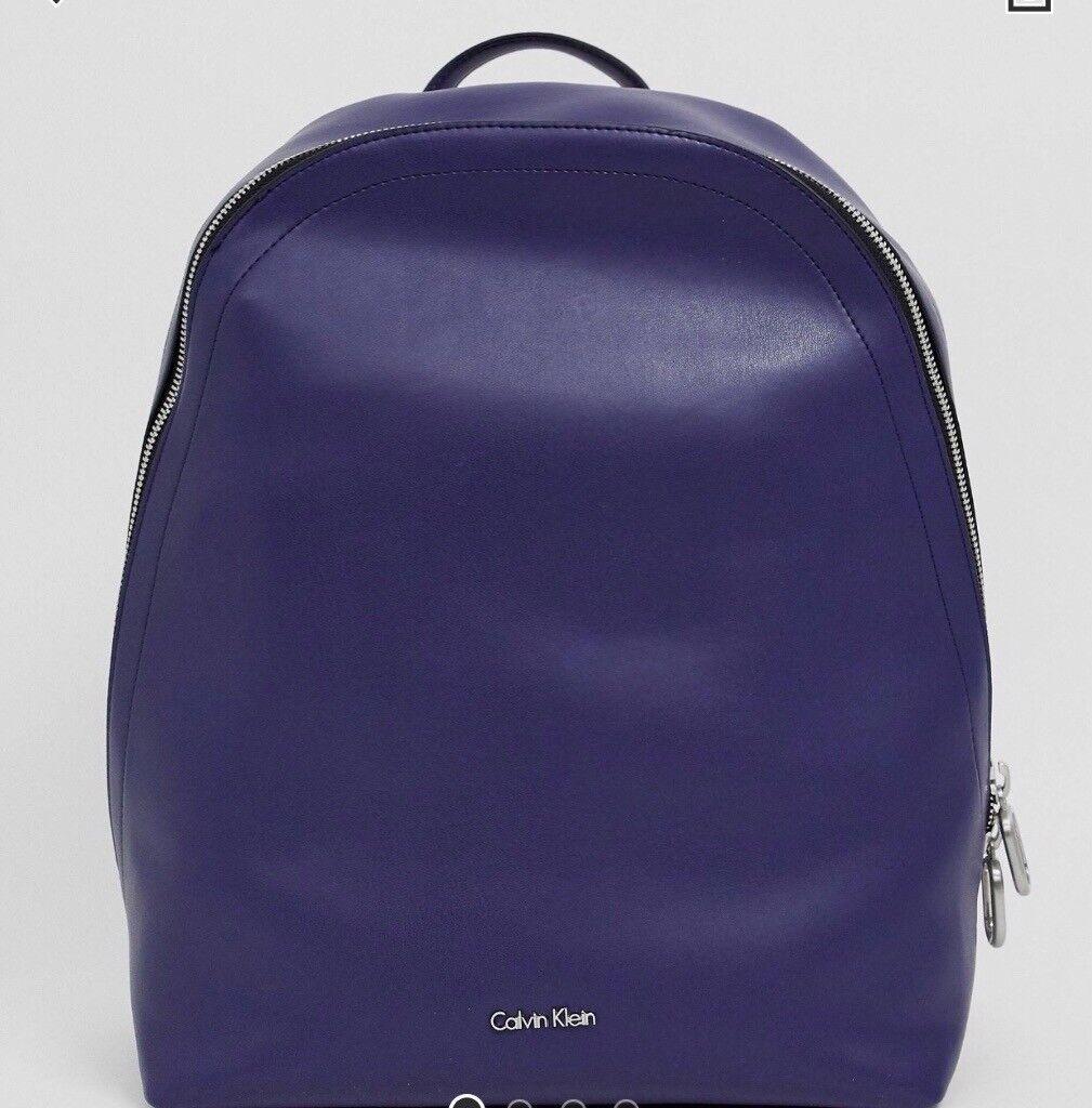 685969b3921 Calvin Klein backpack, brand new never used, discount | in Erdington ...