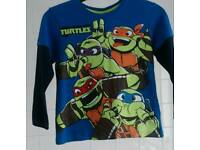 New Teenage Mutant Turtles Tops