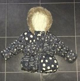 Baby coats - Various sizes - Priced individually