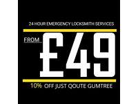 24 HOUR EMERGENCY LOCKSMITHS SERVICES ST ALBANS