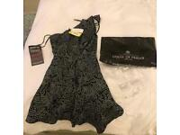 Genuine New W/Tags & Bags. .New Karen Millen Dress. Size 14. Was £180. Sell £45.