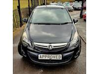 VAUXHALL CORSA 1.2 SXI AC 3d 83 BHP Apply for finance Online today! (black) 2013