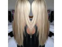 Hair Extensions Mobile - Nano rings, micro beads, fusion bonds, Manchester Huddersfield