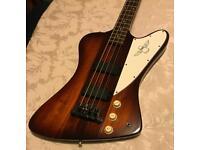 Bargain! Epiphone Thunderbird Bass guitar