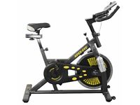 Spinning Bike Exercise Spin Bike Full Warranty: Ex-Display