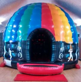 Disco Dome large 20x16 Airquee commercial