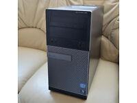 DELL OPTIPLEX 390 DESKTOP TOWER PC COMPUTER INTEL I3 QUAD CORE 8GB RAM 500GB WINDOWS 10 OFFICE 16