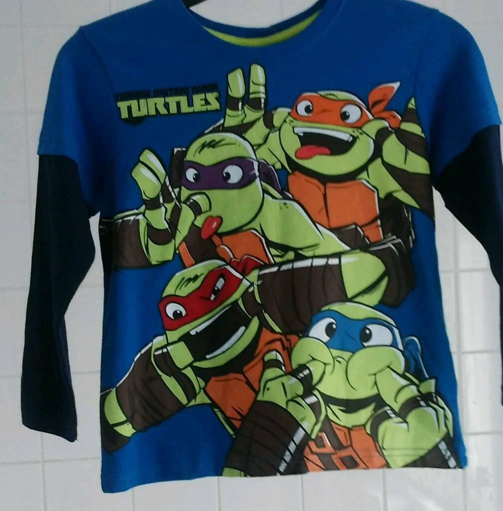 New Turtles Tops