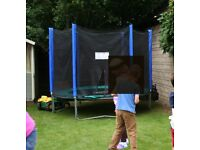 TP 259 Big Bouncer Trampoline
