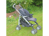 Bargain for quick sale Silver Cross Stroller and matching Car seat
