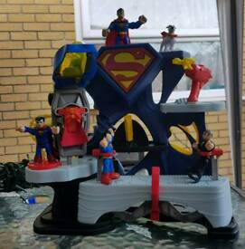 Fisher Price Imaginext Superhero Superman Set