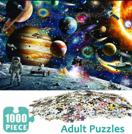 Jigsaw puzzle 1000 peices ideal present 🎁