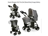 Hauck 3 in 1 shopper travel system