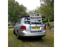 THULE BIKE CARRIER RACK - Backpac 973 for 3 Cycles - Rear-Mounted for estate cars, SUVs & vans - VGC