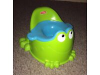 Fisher Price potty very good condition