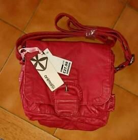 """NEW """"ANIMAL"""" designer shoulder bag"""