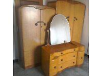 Vintage/antique ? Bedroom suite