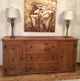 Large sideboard 7ft