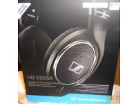 Sennheiser HD598 SR Special Edition Headphones £74.99~Brand New Sealed ~RRP 199-LOWEST PRICE ONLINE