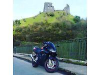 2000 Honda CBR600f