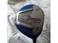 GOLF CLUBS. Ladies Golf Clubs. 2 Woods - Demon by RAM.