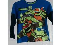New Turtles Top