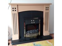 Coal Fireplace Heating Fire Places Fire Surrounds For Sale