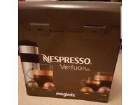BRAND NEW: Nespresso VertuoPlus Magimix - Coffee/espresso machine (40% off)