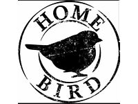 Full-time Chef Homebird Cafe Holywood 35hrs p/w £7.50p/h (daytime hours)