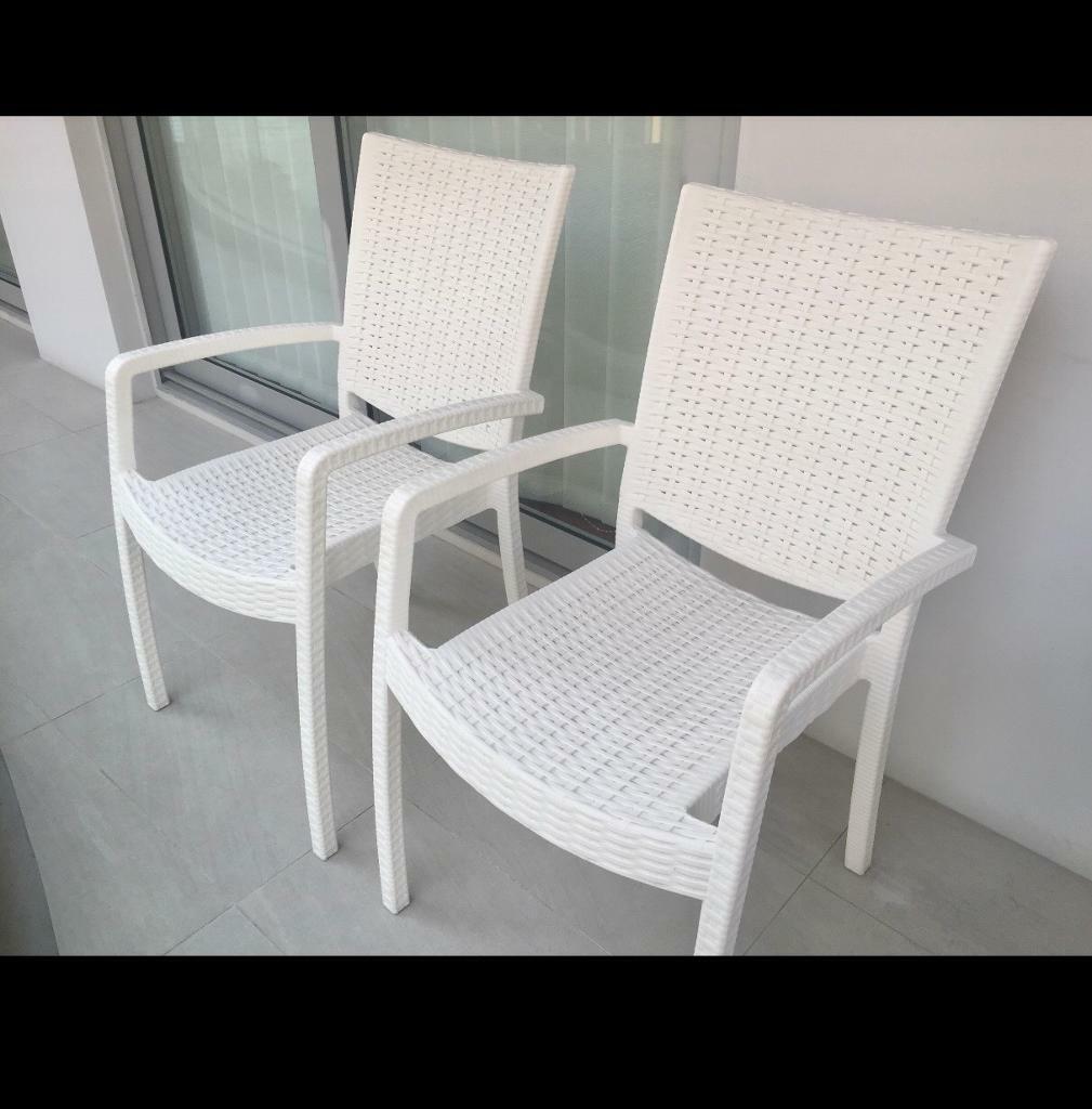 Innamo Ikea Garden Chairs And Table In London Gumtree